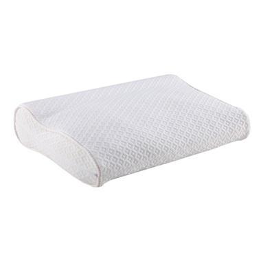 Sharper Image Gel Cloud Memory Foam Pillow