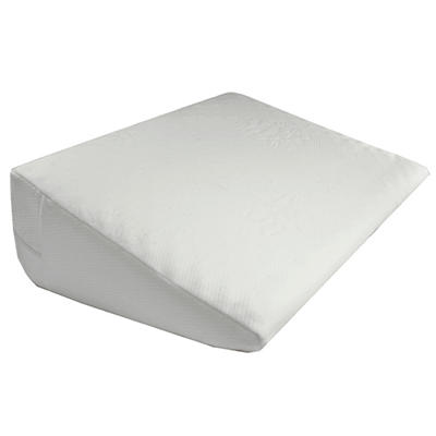Sharper Image Wedge Memory Foam Pillow