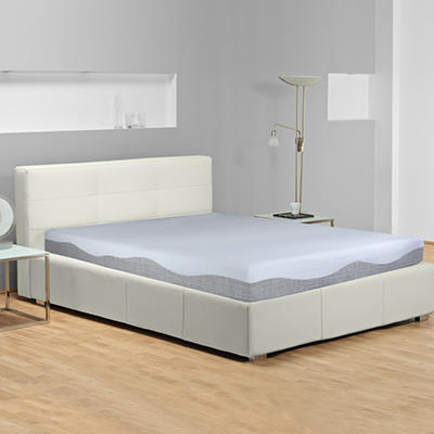 "Sharper Image 9"" Body Shape Gel Memory Foam Mattress - Various Sizes"