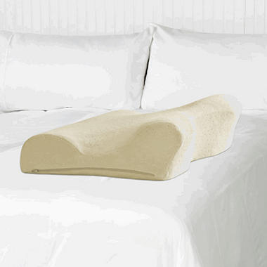 Sharper Image Spa Beauty Memory Foam Pillow