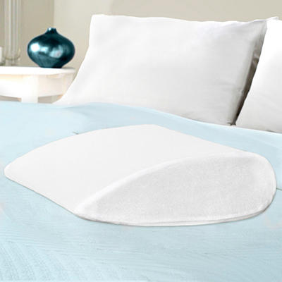Sharper Image Ergo Edge Memory Foam Pillow