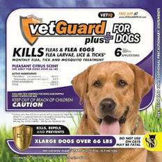 VetGuard Plus - XL Dogs - Over 66 lbs. - 6 month supply