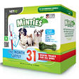 Vet IQ Minties Dental Treats for Dogs - 27 oz. - 27 ct.