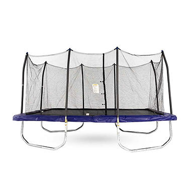 Skywalker Trampolines NEW Platinum 15 ft. Rectangle Trampoline and Enclosure Combo