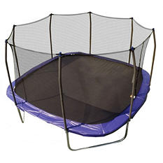 Skywalker Trampolines 13' Square Trampoline and Enclosure
