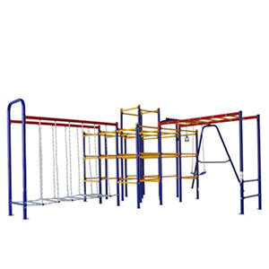 Skywalker Sports Modular Jungle Gym Set