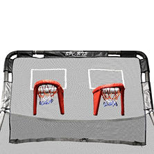 Skywalker Trampoline's Double Basketball Hoop for 12' Trampolines