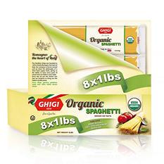 Ghigi Organic Spaghetti (1 lb. ea., 8 pk.)