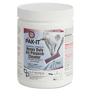 PAK-IT Heavy-Duty All-Purpose Jar, Pleasant Scent (20 ct.)