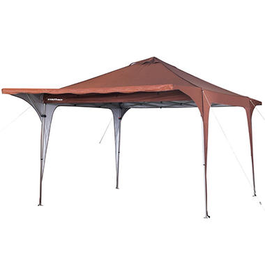 Fastraxx 2-Awning Canopy - 10' x 18'