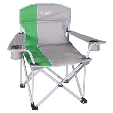Denali Big Guy Padded Comfort Arm Chair – Capacity 500 lbs - Original Price $28.98, Save $4