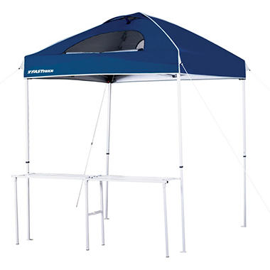 Fastraxx BBQ and Craft Canopy - 6' x 6' - Original Price $89.98, Save $45