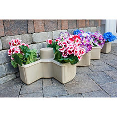 Single Venetian Vertical Garden, Assorted Colors