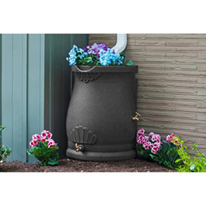50-Gallon Rain Wizard Urn, Assorted Colors