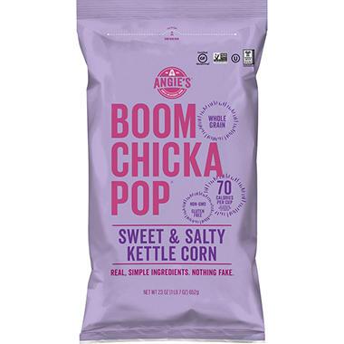 Popcorn: Kernels & Bagged
