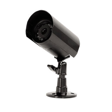 Weatherproof Color Bullet Camera with 12 IR LEDs