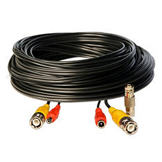 Piczel BNC Video/Power Camera Ext. Cable - 50'