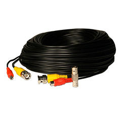 Piczel BNC Video/Power Camera Ext. Cable - 100'
