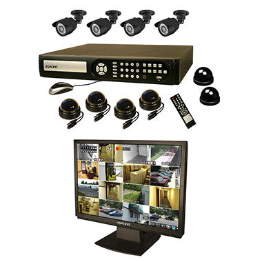 Piczel 16 Channel Surveillance System - 7008