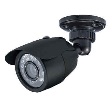 Piczel Model 154  540 Line High Resolution Outdoor IR LED Camera with Secured Video/Power Cable