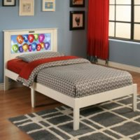 LightHeaded Beds Montgomery Twin Bed
