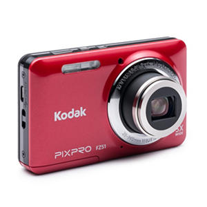 Kodak Friendly Zoom FZ51 16MP Digital Camera with 5x Optical Zoom - Various Colors