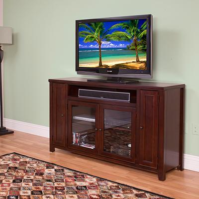 "Taylor Avenue Tall TV Console - 60"""