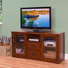 Mission Park TV Console