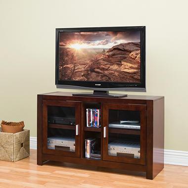 Ruben Mid-Size TV Console - Bourbon.