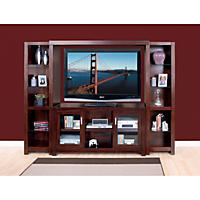 Williamport Entertainment Center Wall