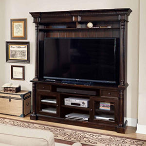 Pepperdine TV Stand and Hutch