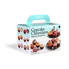 Cupcake Chocolates Belgian Specialties (24 ct.)