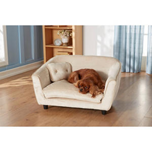 Enchanted Home Pet Astro Oyster Pet Sofa
