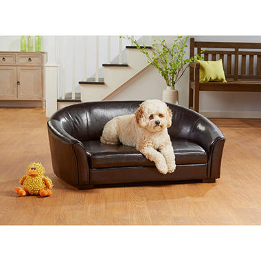 Enchanted Home Pet Dorchester Storage Sofa Bed Brown Sam 39 S Club