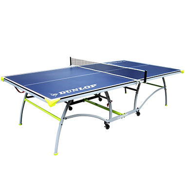 Dunlop official size 2 piece table tennis table sam 39 s club - Measurements of a table tennis table ...