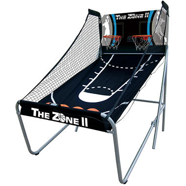 The Zone II Basketball Game