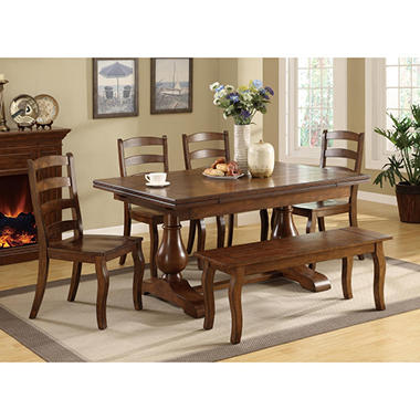 Hampton Dining Set - 6 pc.