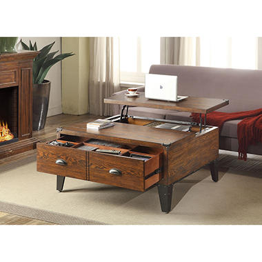 Wellington Lift Top Coffee Table