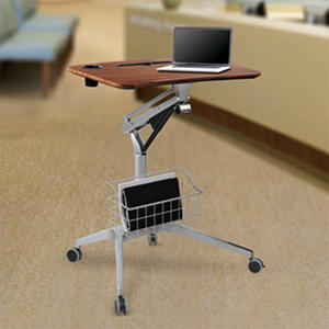 Seatwell Laptop Height-Adjustable Cart