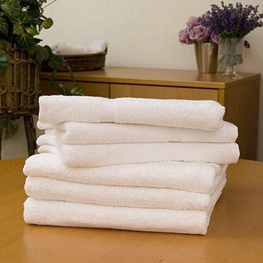 Crown Royale Bath Sheets - 6 pk.