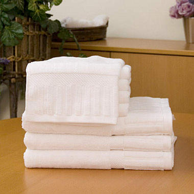 Stately Hand Towels - 6 pk.