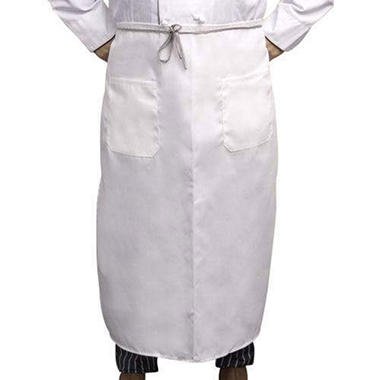 Professional Chef's 2-Pocket Waist Apron