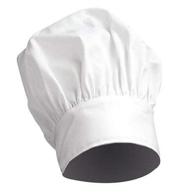 Restaurant Quality Chef's Hat - 10