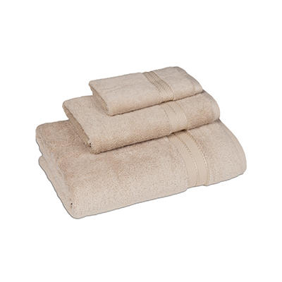 Ravello Kashmir Blend 3 Piece Bath Set - Various Colors