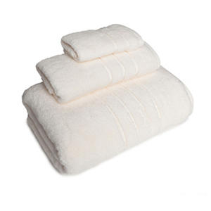 Turkish Cotton 3-Piece Towel Set (Assorted Colors)
