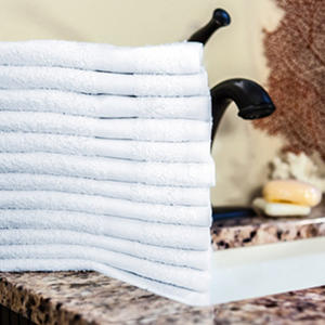 Hotel Hand Towel, White (120 ct.)