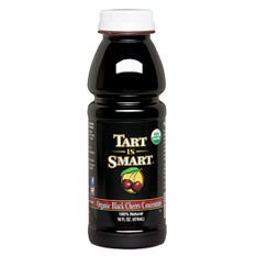 Tart is Smart Organic Black Cherry Concentrate (16 oz., 6 pk.)