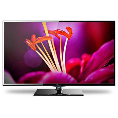 """50"""" Hisense 120Hz 1080p LED HDTV"""