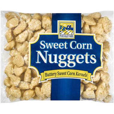 Pecos Valley Farms Sweet Corn Nuggets - 4lbs.