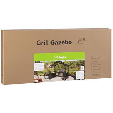 Grill Gazebo